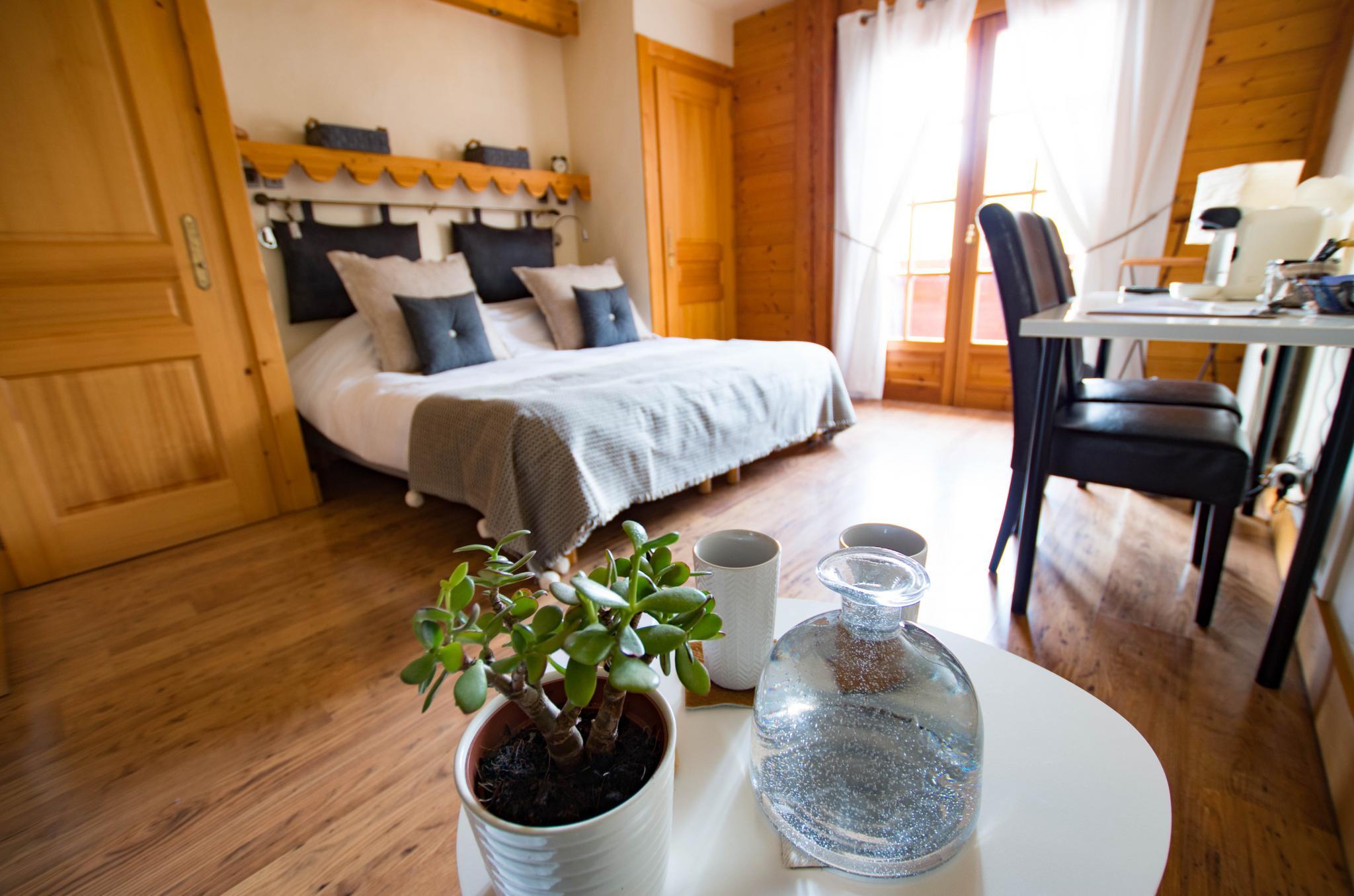 Hôtel de charme 3 étoiles à Saint-Gervais-les-Bains