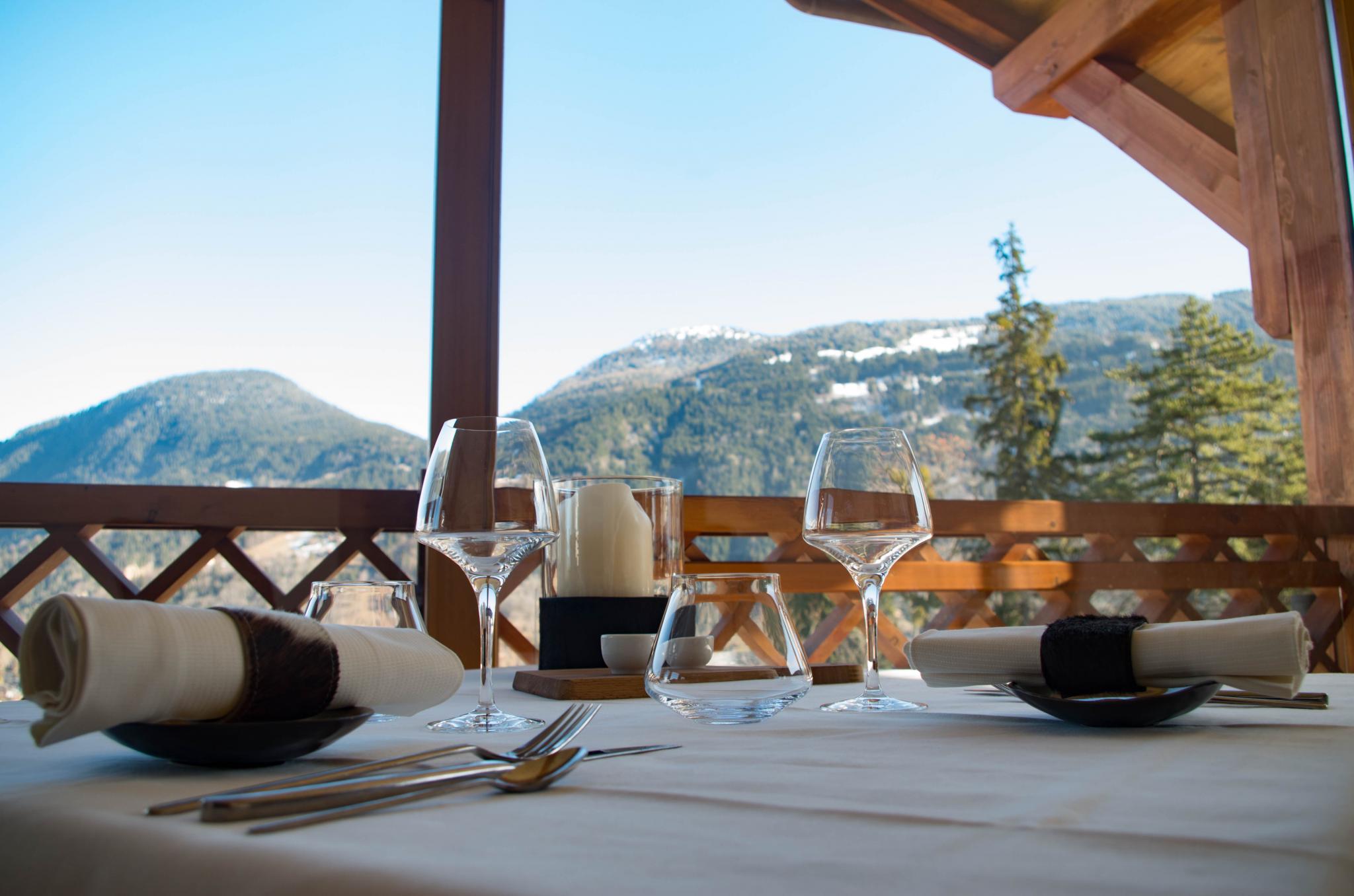 Restaurant de caractère à Saint-Gervais-Les-Bains